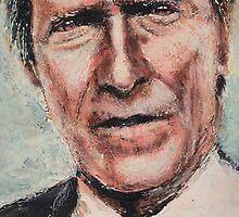 Clint Eastwood by Eddy Aigbe