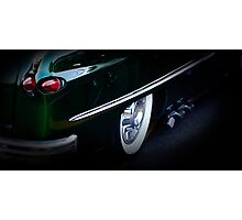 Americana Classic Cars Photographic Print