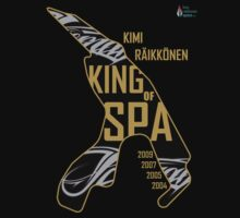 KR - King of Spa, Gold by evenstarsaima