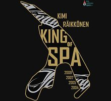 KR - King of Spa, Gold T-Shirt