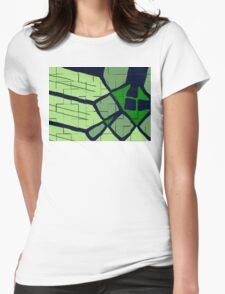 Limey Womens Fitted T-Shirt