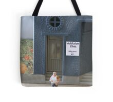 Stanley knows he must stop eating pies, and opts to go for the pumpkin patch. Tote Bag