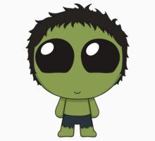 Chibi Hulk Kids Clothes
