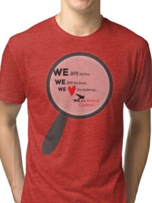 We Are Medical Coders Tri-blend T-Shirt