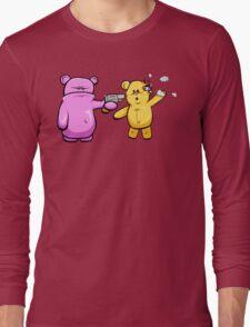 Drop Dead Ted Long Sleeve T-Shirt