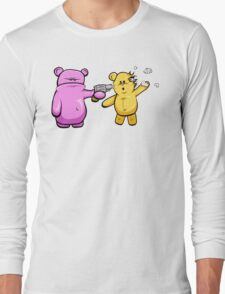 Drop Dead Ted Long Sleeve T-Shirt