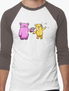 Drop Dead Ted Men's Baseball ¾ T-Shirt