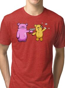 Drop Dead Ted Tri-blend T-Shirt
