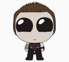 Chibi Hawkeye Kids Clothes