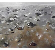 Spurn Point Beach Photographic Print