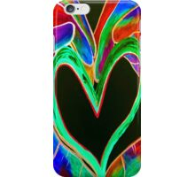 Universal Sign for LOVE iPhone Case/Skin