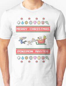Pokemon Christmas Sweater T-Shirt
