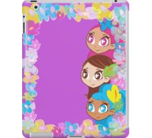 PEEK-A-BOO iPad Case/Skin