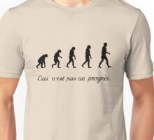 99 Steps of Progress - Surrealism Unisex T-Shirt