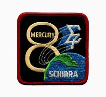 Mercury-Atlas 8 (Sigma 7) Mission Logo Unisex T-Shirt
