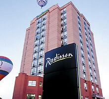 The Radisson Hotel Kitchener-Waterloo by Sarah Slapper