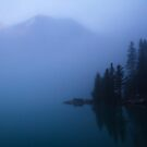 Fog on Louise 2 by dlhedberg