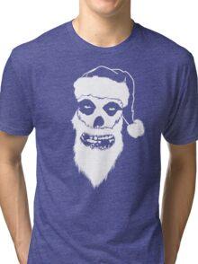 A Misfits Christmas Tri-blend T-Shirt