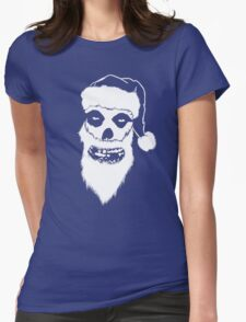 A Misfits Christmas Womens Fitted T-Shirt