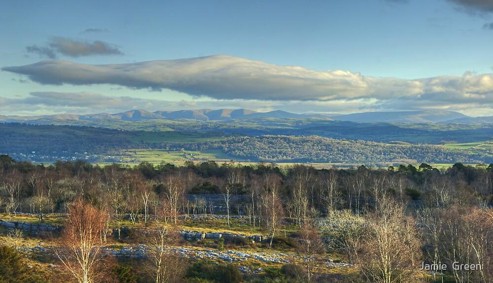 Whitbarrow Views by Jamie  Green