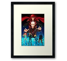 Apocalypse: Puppet Master Framed Print