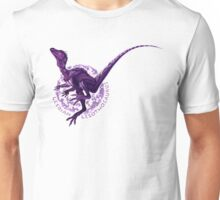 Lesbian Lesothosaurus (with text)  Unisex T-Shirt