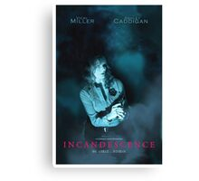 Incandescence Movie poster Canvas Print