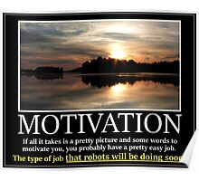 Demotivator - Motivation Poster