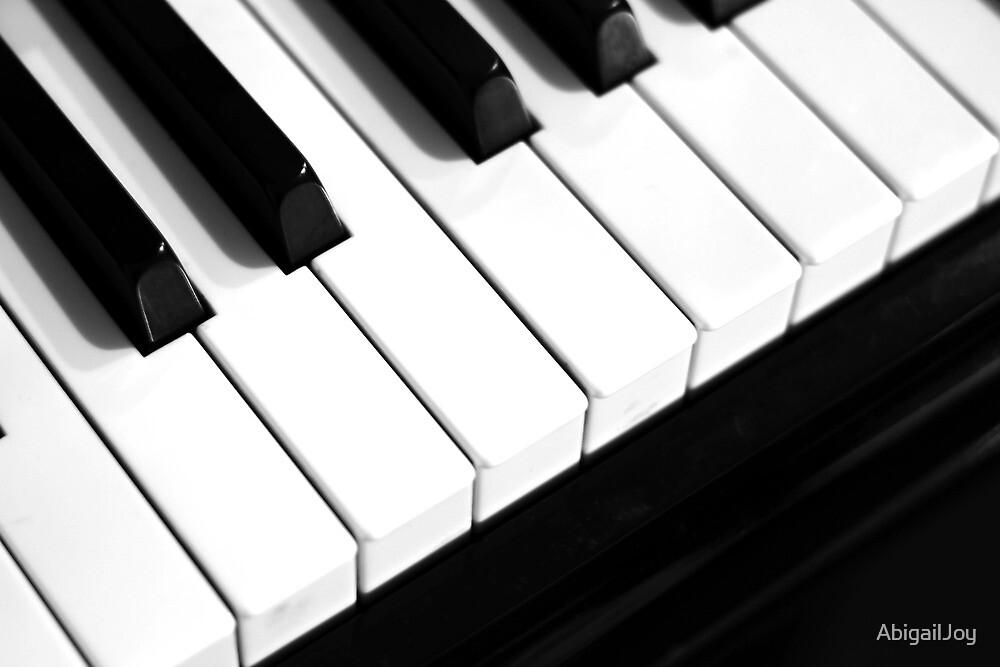 The Keyboard by AbigailJoy