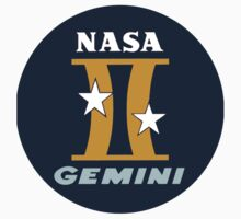 Project Gemini Program Logo by MGR Productions