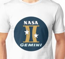 Project Gemini Program Logo Unisex T-Shirt