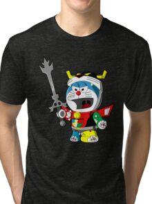 Doravoltron Tri-blend T-Shirt