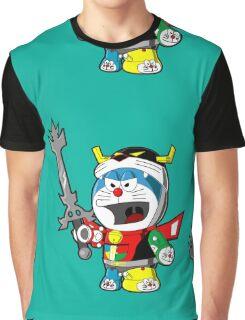 Doravoltron Graphic T-Shirt