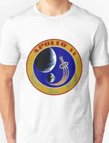 Apollo 14 Mission Logo Unisex T-Shirt