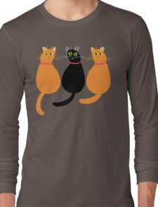 Is That The Sound  Of An Opening Can?!! Long Sleeve T-Shirt