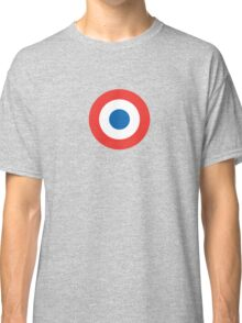 French Insignia Graphic Classic T-Shirt