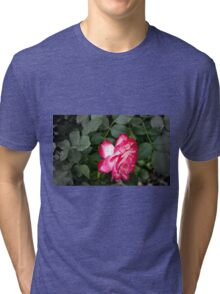 Flower 4 Tri-blend T-Shirt