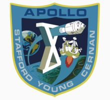 Apollo 10 Mission Logo by MGR Productions
