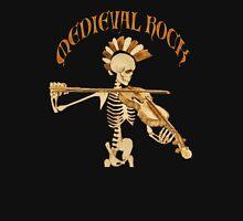 Knochengeiger / Skeleton Fiddler  – Medieval Rock Unisex T-Shirt