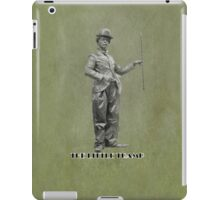 The Little Tramp iPAD CASE iPad Case/Skin