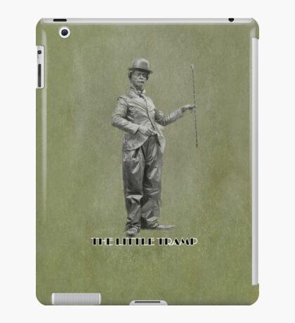 The Little Tramp iPAD CASE iPad Case/Skin