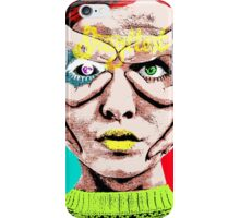 Twiggy iPhone Case/Skin