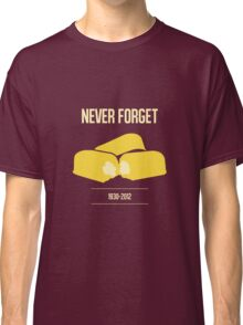 Twinkie - Never Forget Classic T-Shirt