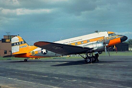 Douglas AC-47D Skytrain 43-48892 by Colin Smedley