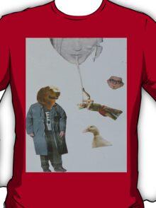 COLLAGE DOG SPAGHETTI T-Shirt