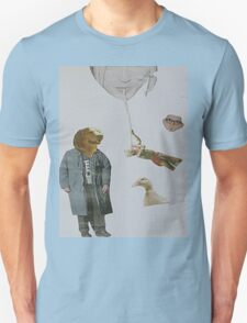 COLLAGE DOG SPAGHETTI T-Shirt