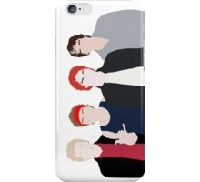 5 Seconds Of Summer Drawing iPhone Case/Skin