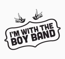 One Direction - I'm with the boy band by Adriana Owens