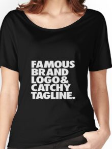 sarcastic top. Women's Relaxed Fit T-Shirt