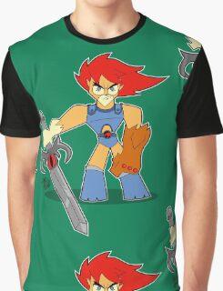 Lion-O Graphic T-Shirt